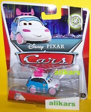 B Mattel 1:55 Modellini Disney Pixar Film Cars Autos Metallo Giocattolo Die-cast