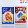 Bicycle Rider Espalda Stripper Deck Magia Trucos Playing Póker Tarjetas Red Blue