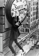 Safety Last 0715515106610 With Harold Lloyd DVD Region 1
