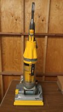 Dyson DC07 Root Cyclone Upright Bagless Yellow Vacuum Cleaner With 2 Attachments
