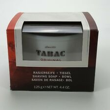 TABAC 125G SHAVING SOAP BOWL BY MAURER WIRTZ GERMANY