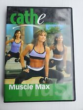 Cathe - Hardcore Series - Muscle Max Exercise Dvd