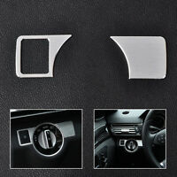 Best Quality Headlight Switch Frame Cover Trim Fit for Audi A4 B8 Q5 A5 2008-15