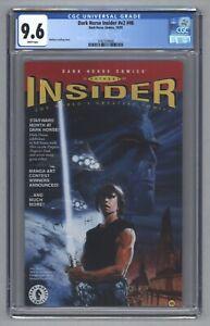 Dark Horse Insider #46 Pre Dates Star Wars Heir To The Empire #1 Thrawn CGC 9.6