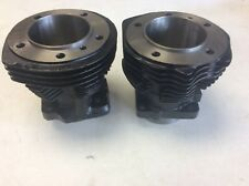 "New Harley Davidson Shovelhead cylinder set 74"""