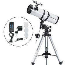 Visionking 6 inches 150 - 1400 mm EQ Newtonian Astronomical Telescope+ Motor