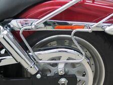 Fehling Packtaschenbügel für Harley Davidson Dyna Fat Bob (FXDF) 08-13 schwarz