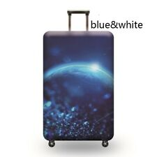 Travel Luggage Cover Galaxy Starry Elastic Anti-Scratch Suitcase Dust Protector