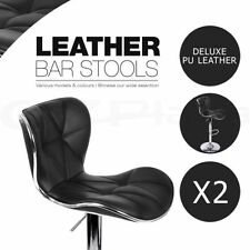 Leather Kitchen Contemporary Bar Stools
