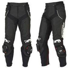 Pantaloni uomo in pelle per motociclista taglia 50