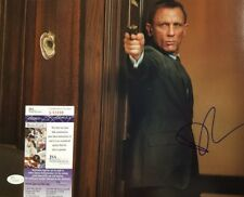 Daniel Craig 11x14 Hand Signed JSA COA James Bond 007 PSA