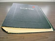 Norway, Remainder Stamp Collection mounted in a Scott Specialty album