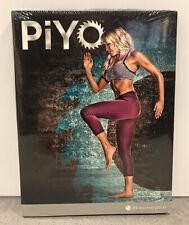 Brand New Sealed! PiYO Chalene Johnson Workout Exercise 3-Disc Set
