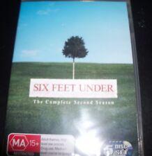 Six Feet Under The Complete Second Season 2 (Australia Region 4) DVD - New