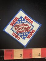 1990 HEARTLAND VINTAGE GRAND PRIX SVRA Patch Sportscar Vintage Racing Assn 00W9