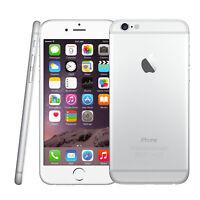Apple iPhone 6 128Go Argenté GSM Unlocked DÉBLOQUÉ Téléphones Mobile Garantie
