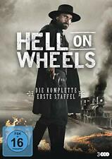 3 DVD-Box ° Hell on Wheels ° Staffel 1 ° NEU & OVP
