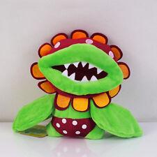 "Super Mario Bros Petey Piranha Plant Plush Doll Stuffed Animal Toy 7"" Xmas Gift"