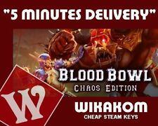 Blood Bowl: Chaos Edition [PC] Steam Key Digital