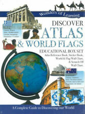 Wonders Of Learning  Discover Atlas & World Flags '