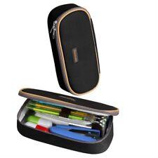 Pencil Case,Homecube Big Capacity Pen Bag Makeup Pouch Durable School Office USA