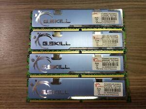 G.SKILL 8GB ( 4 x 2GB ) DDR2 F2-6400CL5Q-8GBPQ