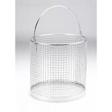 Stainless Steel Wire Chip Bucket Basket - Fries Chips Strainer Catering