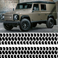 Tracce Pneumatici Adesivo 4X4-LAND ROVER DEFENDER OFF ROAD MOTOCROSS BIKE TIRE