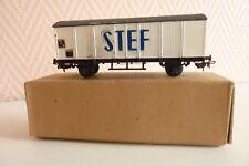 HO WAGON STEF SNCF   / réf 219