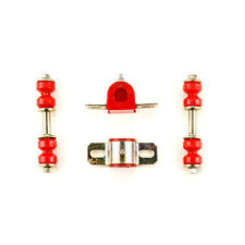 1973-1976 Plymouth Duster Valiant Red Polyurethane Sway Bar Link and Bushing Set(Fits: Plymouth Duster)