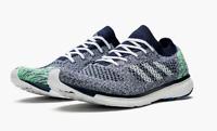 Adidas Adizero Prime Boost Men's Running Shoes Blue Green