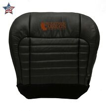 2001 Ford F150 Harley-Davidson-Driver Side Bottom Replacement Leather Seat Cover