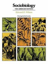 Sociobiology: The Abridged Edition, General AAS, General, Abridged, Paperback, P