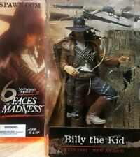Billy The Kid McFarlane's Monsters Series lll – 6 Faces of Madness 2004
