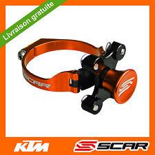 KIT DEPART HOLESHOT BLOQUE FOURCHE KTM 50 50SX 65SX 65 SX ORANGE SCAR