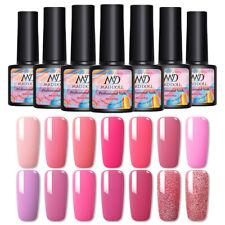 Mad Muñeca 8ml Rosa Serie Gel Nail Polish Soak Off Uñas Gel UV Decoración de Salón de Arte