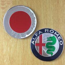 Logo Fregio Alfa Romeo 2015 Giulia 75mm per Mito, Giulietta, 159, GT, 147 156