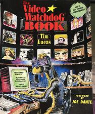 The Video Watchdog Book Nm Near Mint SC Oversize B7