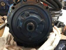 Borgwarner Velvet Drive Transmission 1 to 1 Ratio