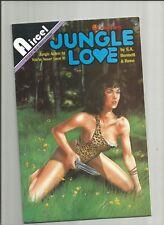 Jungle Love #2 vfn/nm 1991 Aircel (Malibu) scarce US Comics