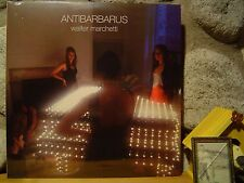 WALTER MARCHETTI Antibarbarus 2xLP/1998/Musique Concrete/Tape Music/Alga Marghen