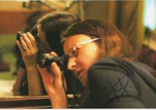 Lucrecia Martel Autogramm signed 20x30 cm Bild