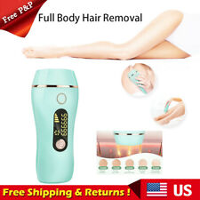 999999 IPL Laser Hair Removal Epilator Permanent Body Electric Machine Face US