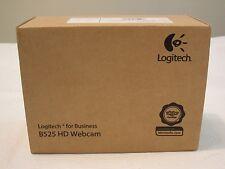 *☛ NEW IN BOX ☚* Logitech B525 HD Webcam - 2 Megapixel 960-000841 PC MAC