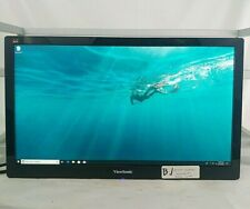 "ViewSonic VA2055Sm 20"" LCD Grade B Monitor Display 1920x1080 DVI VGA No Stand"