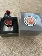 NIKE TRIAX SWIFT ANALOG MANCHESTER UNITED SOCCER TEAM SPORT WATCH NO BATTERIES