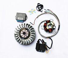 Lambretta li Leggero 12 Volt Kit Accensione Elettronica Statore Cdi Reg. Nuovo