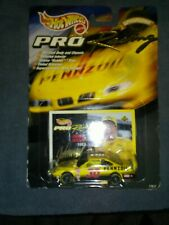 1997 Collector 1st Edition Hot Wheels Pro Racing Johnny Benson #30 Pennzoil Yell