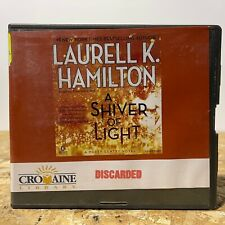 A Shiver of Light by Laurell K. Hamilton Ex Library 11 CD Unabridged Audiobook