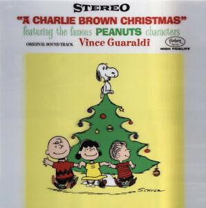 Vince Guaraldi Trio - A Charlie Brown Christmas - Lenticular Sleeve Vinyl LP